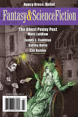 Fantasy & Science Fiction Mag Small