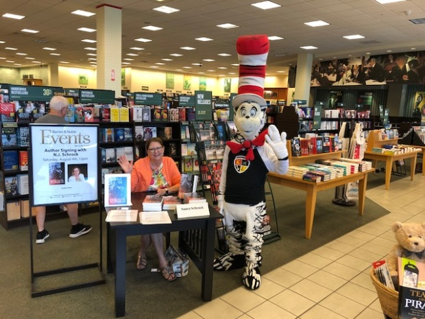 book signing 8-4-2018
